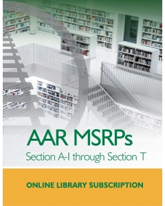On-Line Library of the AAR MSRP