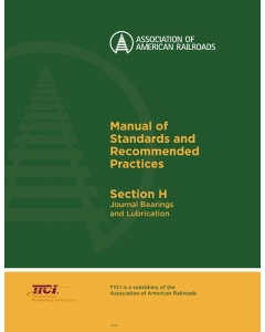 Section H - Bearings and Lubrication Manual (2021)