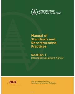 Section I - Intermodal Equipment Manual (2018)