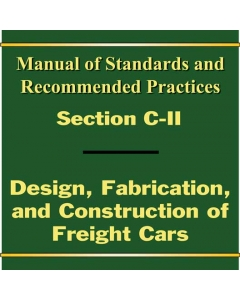 Section C Part II - Design, Fabrication and Construction of Freight Cars (2015)