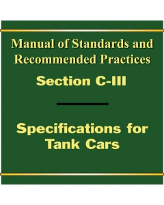 Section C Part III - Specifications for Tank Cars M-1002 (2014)