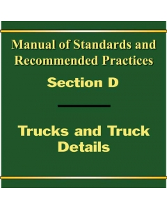 Section D - Trucks and Truck Details (2019)