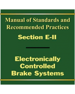 Section E Part II - Electronically Controlled Brake Systems (2014)