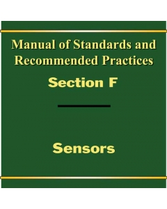 Section F - Sensors (2020)