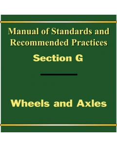 Section G - Wheels and Axle Manual (2020)
