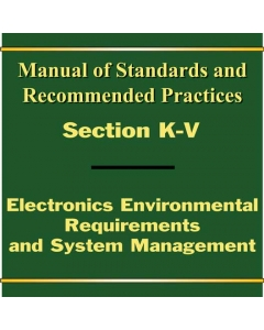 Section K Part V - Electronics Environmental Requirements and System Management - PDF (Electronic)