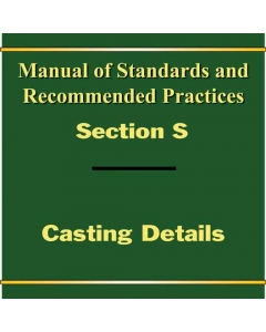 Section S - Casting Details (2018)
